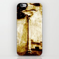 You have the lock and I have the key. iPhone & iPod Skin