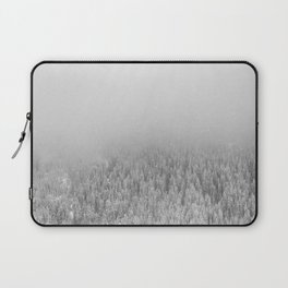 Snowy Day Laptop Sleeve