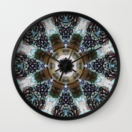 The Impossible Dream Wall Clock
