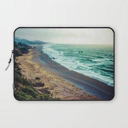 Good Morning Beach Laptop Sleeve