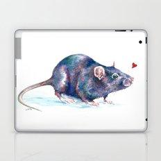 Rat love Laptop & iPad Skin