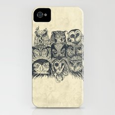 Nine Owls Slim Case iPhone (4, 4s)