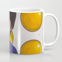Fifty Shades Of Fried Eggs Coffee Mug