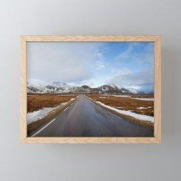 Beautiful Norway Framed Mini Art Print