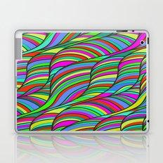 waves of colors  Laptop & iPad Skin