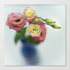 Vintage Irish Rose Canvas Print