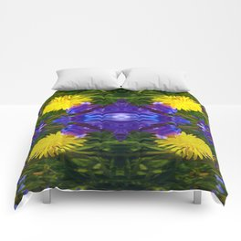 Dandy Four pattern Comforters