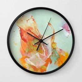 Sunday Kind of Love Wall Clock