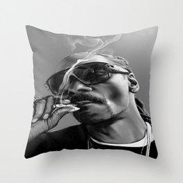 Snoopy Dog Throw Pillow