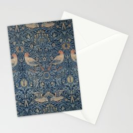 William Morris Bird Pattern Stationery Cards