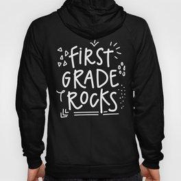 First Grade Rocks Hoody