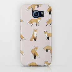 Fox pattern Slim Case Galaxy S7