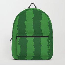 Green watermelon Backpack