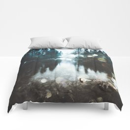 Dreaming of PNW Comforters