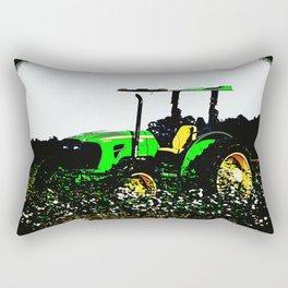 Tractors 6550 Rectangular Pillow