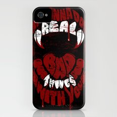 Real Bad Things iPhone (4, 4s) Slim Case