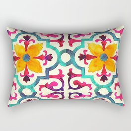 Mexican Pattern Rectangular Pillow