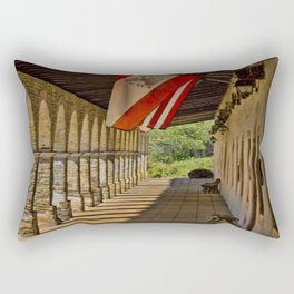 Old Mission Rectangular Pillow