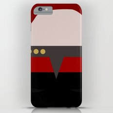 Captian Katherine Janeway - Minimalist Star Trek: Voyager VOY - trektangle - startrek trektangles Slim Case iPhone 6 Plus