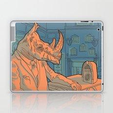 Being a rhino like a sir Laptop & iPad Skin