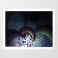 Industrial I Art Print