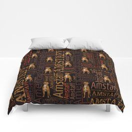 American Staffordshire Terrier - Amstaff Comforters