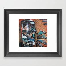 Inside Murray  Framed Art Print