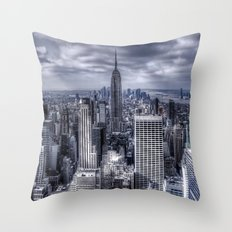 New York City Throw Pillow