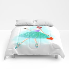 Daughter of the Sea Comforters