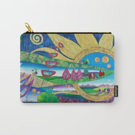 Idyllia Carry-All Pouch