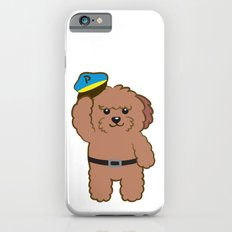 Poodle Police iPhone 6s Slim Case