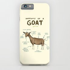 Anatomy of a Goat Slim Case iPhone 6