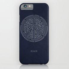 Peace Maze iPhone 6 Slim Case