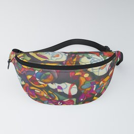 """""""I Am Large, I Contain Multitudes"""" Fanny Pack"""