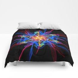 Silkweave / Neon Sigil 2 Comforters
