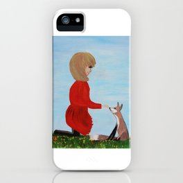 Springtime Bliss iPhone Case