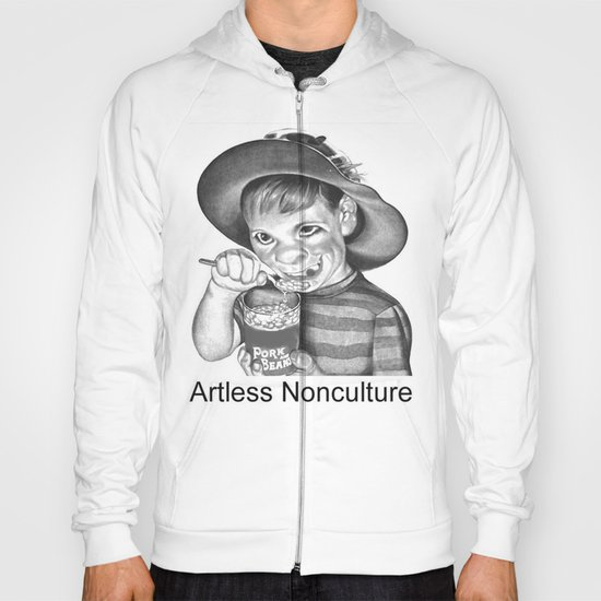 Artless Nonculture (Lowbrow) Hoody
