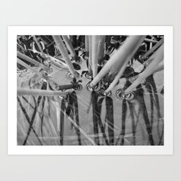 Incompatible With Art Print
