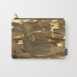 Golden Foil Carry-All Pouch