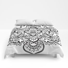 MAGIC MANDALA Comforters