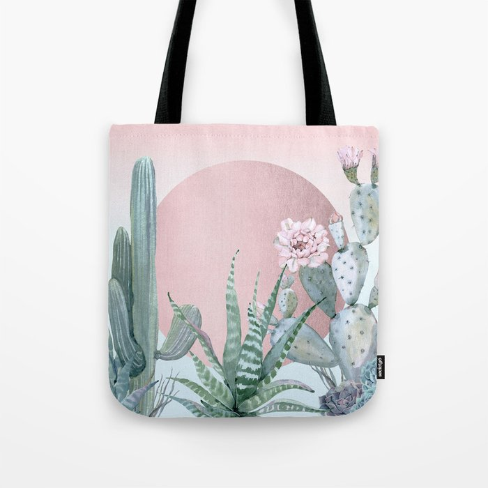 Desert Sunset by Nature Magick Tote Bag