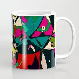 Mind Map Coffee Mug