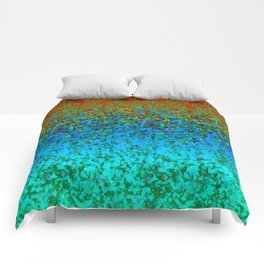 Glitter Dust Background G178 Comforters