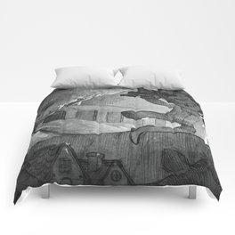 Gnar League of Legends Comforters