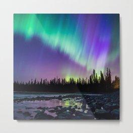 Aurora Borealis 6 Metal Print