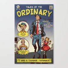 Tales Of The Ordinary Canvas Print