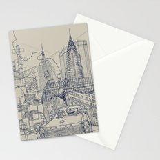 New York! Stationery Cards