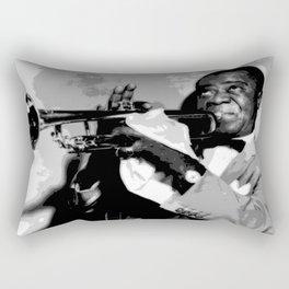 Satchmo Rectangular Pillow