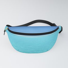 Tropical Turquoise Sea Fanny Pack