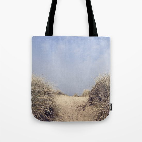 The Way To The Beach II Tote Bag